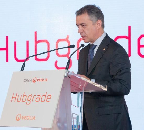 Giroa Veolia Hubgrade