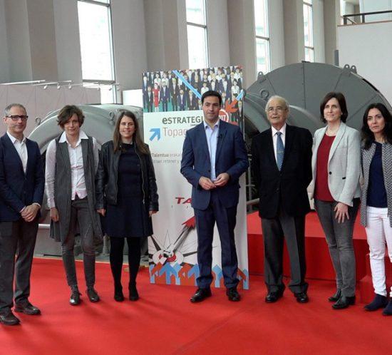 ESTRATEGIA Topagunea Ezkerraldea participantes